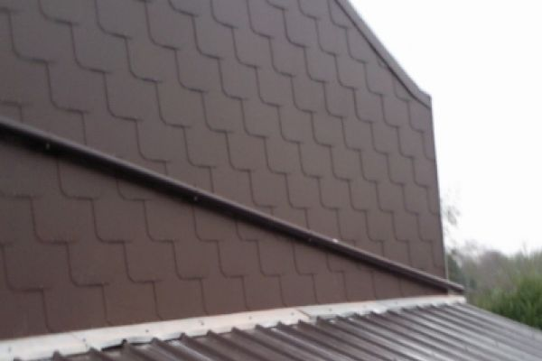 Entrepreneur toiture Charleroi - Pignon