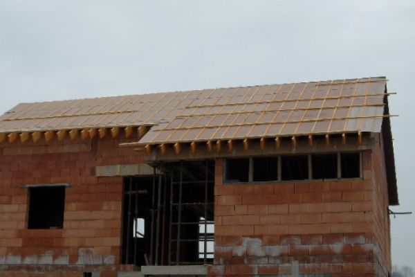 Entrepreneur toitures Charleroi charpente